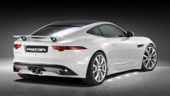 Jaguar F-Type Coupé Evolution by Piecha Design - Immagine: 7