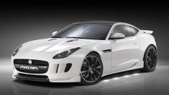 Jaguar F-Type Coupé Evolution by Piecha Design - Immagine: 2