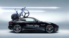Jaguar F-Type Coupé: ammiraglia al Tour - Immagine: 4