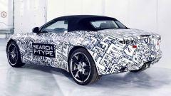 Jaguar F-Type: il video del nuovo V6 3 litri - Immagine: 6