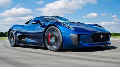 Jaguar F-Type next generation: questa la super car inglese di qualche anno fa