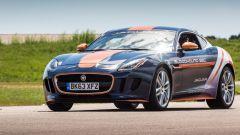 Jaguar F-Type R Coupé: come frenare un razzo - Immagine: 4