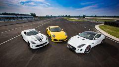SRT Viper vs Porsche 911 Turbo vs Jaguar F-Type R - Immagine: 1