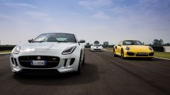 SRT Viper vs Porsche 911 Turbo vs Jaguar F-Type R - Immagine: 6