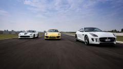 SRT Viper vs Porsche 911 Turbo vs Jaguar F-Type R - Immagine: 7