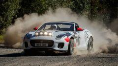 Jaguar F-Type Rally: il Giaguaro è pronto per i rally  - Immagine: 6