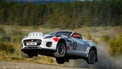 Jaguar F-Type Rally: il Giaguaro è pronto per i rally  - Immagine: 7