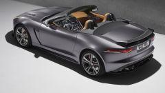 Jaguar F-Type SVR: foto e video ufficiali - Immagine: 1