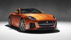 Jaguar F-Type SVR: foto e video ufficiali - Immagine: 3