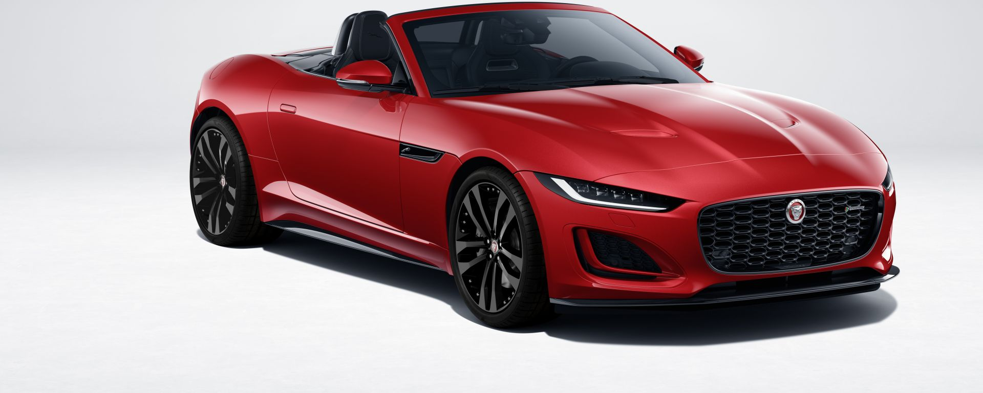Jaguar F-Typer R-Dynamic Black Convertible 2022
