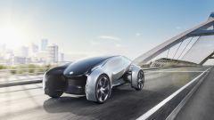 Jaguar Sayer: il volante intelligente per il car sharing del futuro