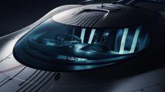 Jaguar GT SV: l'abitacolo