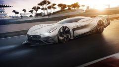 Jaguar GT SV, l'auto di Gran Turismo Vision