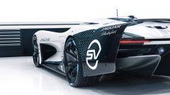 Jaguar GT SV: un'immagine del prototipo in scala 1:1