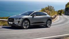 Jaguar I-Pace 2021, cresce la tecnologia