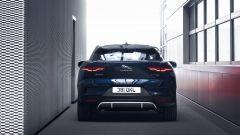 Jaguar I-Pace 2021, il posteriore del SUV elettrico inglese