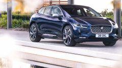 Jaguar I-Pace 2021: piccoli aggiornamenti di stile