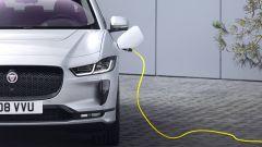 Jaguar I-Pace 2021, tempi di ricarica inferiori