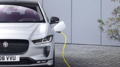 Jaguar I-Pace: allestimento Black al debutto