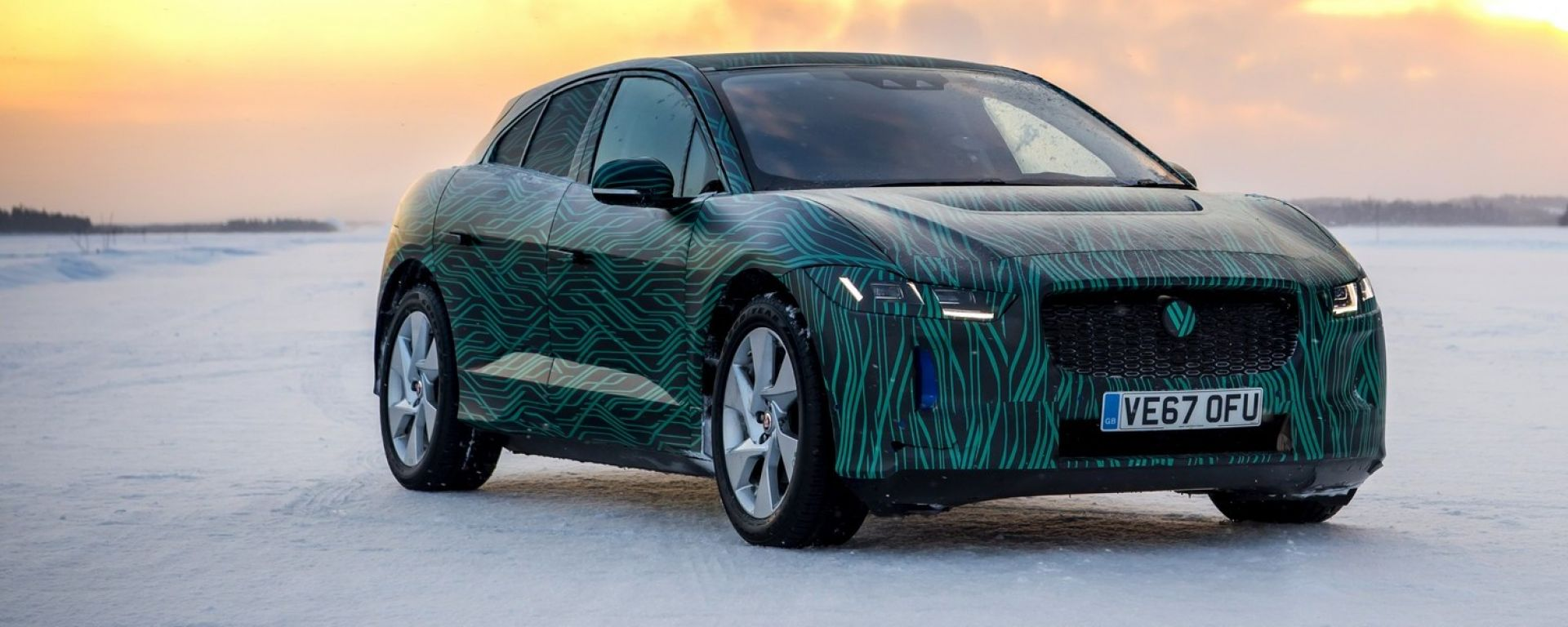 Jaguar I-Pace: le prime info ufficiali [VIDEO]