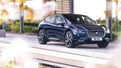 Jaguar I-Pace: come cambia dentro e fuori