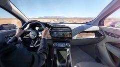 Jaguar i-Pace concept, gli interni sono più sofisticati