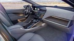 Jaguar i-Pace concept, gli interni