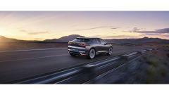 Jaguar i-Pace concept, ha una coppia di 700 Nm