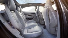 Jaguar i-Pace concept, i sedili posteriori