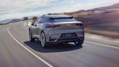 Jaguar i-Pace concept, il lato-b