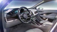 Jaguar i-Pace concept, interni più lussuosi e high-tech