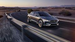 Jaguar i-Pace concept, la potenza massima è di 400 cv