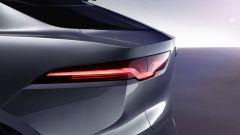 Jaguar i-Pace concept, le luci di coda