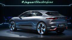 Jaguar i-Pace concept al Salone di Los Angeles 2016