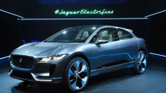 Jaguar I-Pace concept: ecco la prima Jaguar elettrica [VIDEO] - Immagine: 14
