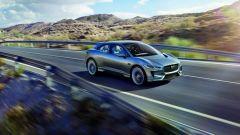 Jaguar I-Pace concept: ecco la prima Jaguar elettrica [VIDEO] - Immagine: 17