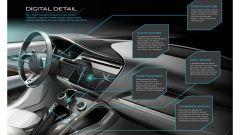 Jaguar I-Pace concept: ecco la prima Jaguar elettrica [VIDEO] - Immagine: 34