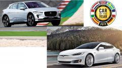 Auto dell'anno: Jaguar I-Pace è Car of the year 2019. E Tesla?