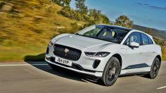 Jaguar I-Pace, il SUV elettrico