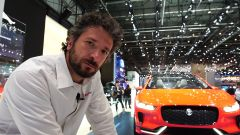 Jaguar I-Pace: in video dal Salone di Ginevra 2017 - Immagine: 1