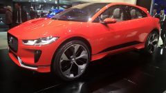 Jaguar I-Pace: in video dal Salone di Ginevra 2017 - Immagine: 3