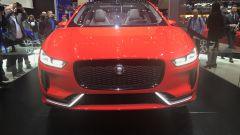 Jaguar I-Pace: in video dal Salone di Ginevra 2017 - Immagine: 5