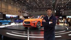 Jaguar I-Pace: in video dal Salone di Ginevra 2018 - Immagine: 1