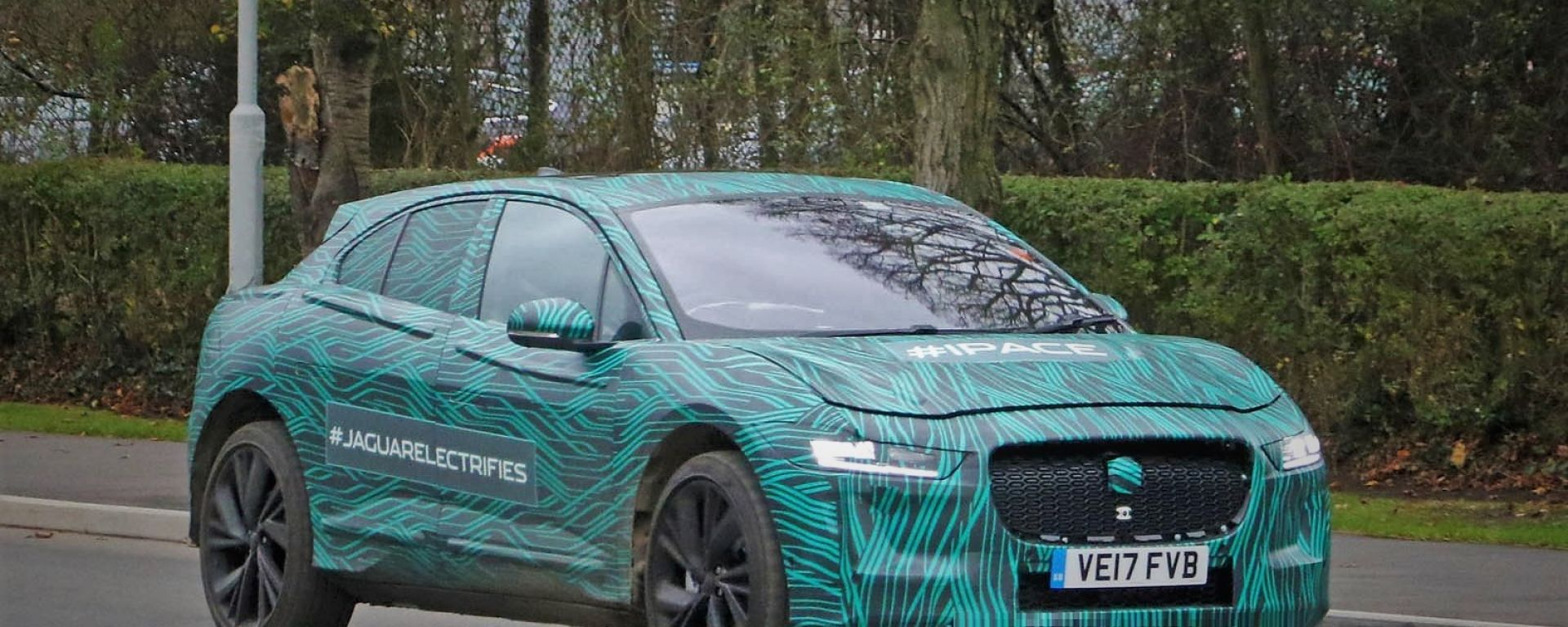 Jaguar I-Pace: nuovi dettagli per l'anti Tesla Model X