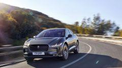 Jaguar I-Pace: la prova su strada del nuovo SUV elettrico