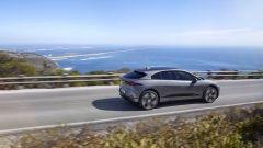 Jaguar i-Pace: vista 3/4 posteriore