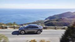 Jaguar i-Pace: vista dall'alto