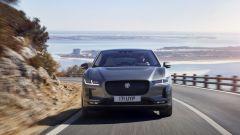 Jaguar i-Pace: vista frontale