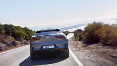 Jaguar i-Pace: vista posteriore