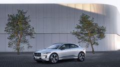 Jaguar I-Pace: visuale di 3/4 anteriore